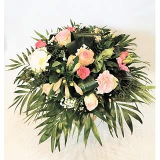 Bouquet rond - Réconfort